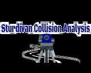 Sturdivan Collision Analyisis.  SCA Logo - Entry #140