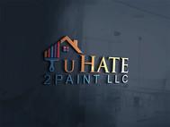 uHate2Paint LLC Logo - Entry #58