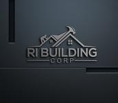 RI Building Corp Logo - Entry #96