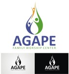 Agape Logo - Entry #130