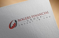 Rogers Financial Group Logo - Entry #162