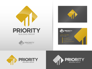 Priority Building Group Logo - Entry #179