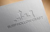 Burp Hollow Craft  Logo - Entry #158