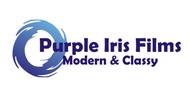 Purple Iris Films Logo - Entry #73