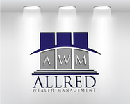 ALLRED WEALTH MANAGEMENT Logo - Entry #417