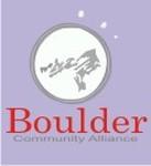 Boulder Community Alliance Logo - Entry #203