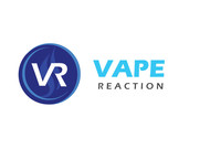 Vape Reaction Logo - Entry #54