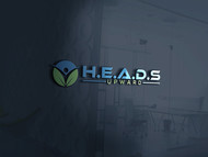 H.E.A.D.S. Upward Logo - Entry #103