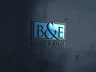 Baker & Eitas Financial Services Logo - Entry #57