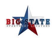Big State Apartment Locators Logo - Entry #38