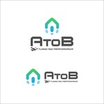 A to B Tuning and Performance Logo - Entry #214