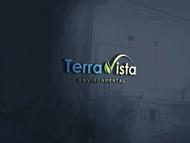 TerraVista Construction & Environmental Logo - Entry #96