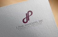 J. Pink Associates, Inc., Financial Advisors Logo - Entry #248