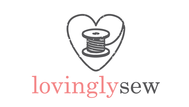 Lovingly Sew Logo - Entry #61