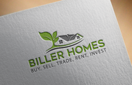 Biller Homes Logo - Entry #3