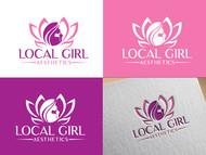 Local Girl Aesthetics Logo - Entry #39