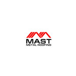 Mast Metal Roofing Logo - Entry #232