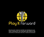Play It Forward Logo - Entry #38