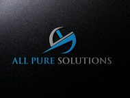 ALL PURE SOLUTIONS Logo - Entry #41