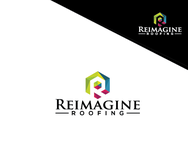 Reimagine Roofing Logo - Entry #170