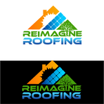 Reimagine Roofing Logo - Entry #328