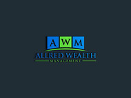 ALLRED WEALTH MANAGEMENT Logo - Entry #455