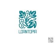 Loantopia Logo - Entry #122