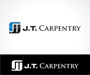 J.T. Carpentry Logo - Entry #31