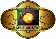 Maple Mustard Logo - Entry #89
