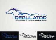 Regulator Thouroughbreds and Performance Horses  Logo - Entry #23
