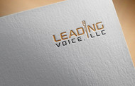 Leading Voice, LLC. Logo - Entry #37
