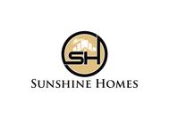 Sunshine Homes Logo - Entry #636