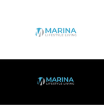 Marina lifestyle living Logo - Entry #30