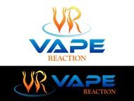 Vape Reaction Logo - Entry #134