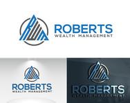 Roberts Wealth Management Logo - Entry #76