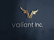 Valiant Inc. Logo - Entry #388