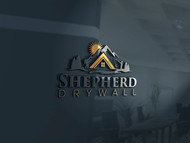 Shepherd Drywall Logo - Entry #16