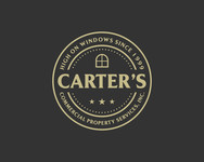Carter's Commercial Property Services, Inc. Logo - Entry #123