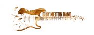 Clay Melton Band Logo - Entry #122