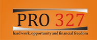 PRO 327 Logo - Entry #72