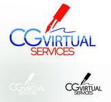 CGVirtualServices Logo - Entry #8