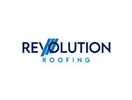 Revolution Roofing Logo - Entry #330
