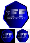 Fight Fitness Logo - Entry #143