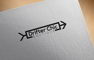 Drifter Chic Boutique Logo - Entry #205