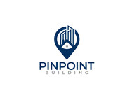 PINPOINT BUILDING Logo - Entry #51