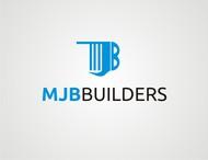 MJB BUILDERS Logo - Entry #24