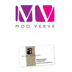 Fashionable logo for a line of upscale contemporary women's apparel  - Entry #10