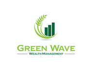 Green Wave Wealth Management Logo - Entry #331
