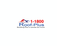 1-800-roof-plus  , i am also going to be using 1800roofplus.com for materials Logo - Entry #11