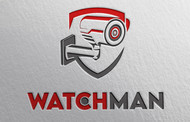 Watchman Surveillance Logo - Entry #71